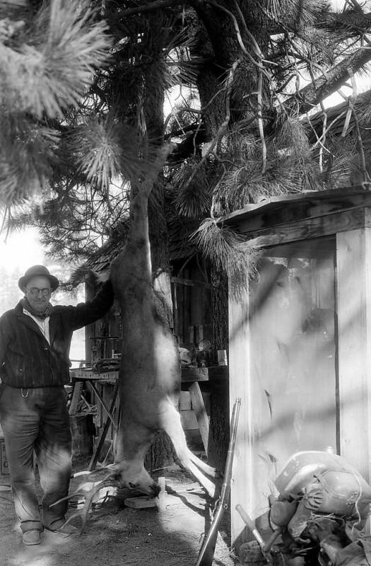 Deer Hunter from1930's